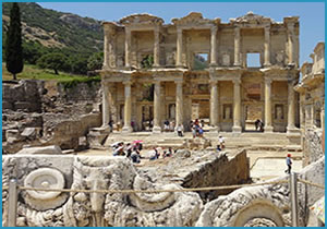 Ephesus & Pamukkale package tours