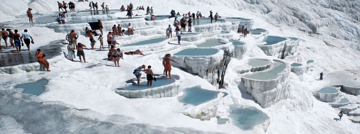 Pamukkale (Herapolis) Small Group Tours from Istanbul