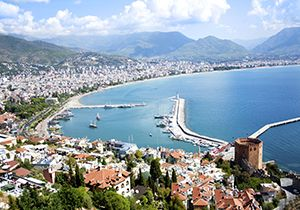 Antalya daily package tours