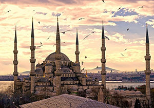 Istanbul city package tour